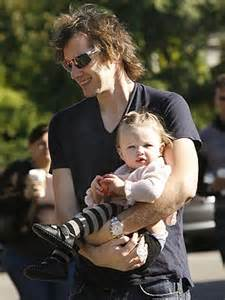 milla jovovich dad ever anderson is the apple of dad s eye moms babies