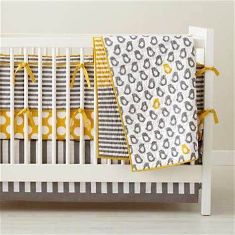 Not A Peep Crib Bedding Contemporary Baby Bedding By Land Of Nod Crib Bedding