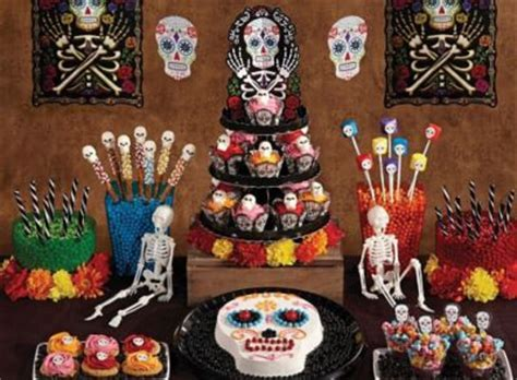 haunted quinceanera doll day of the dead buffet ideas ideas