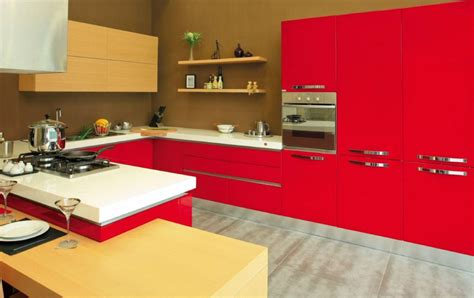 red lacquer kitchen cabinets contemporary red lacquer kitchen cabinet