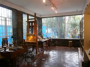 Interior Kitchen Colors frida kahlo ad diego rivera in casa azul