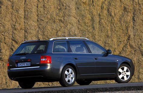 Audi A6 V8 by Audi A6 Avant 4 2 V8 Quattro C5 2001 Parts Specs
