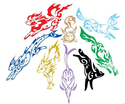 tribal tattoo pokemon tribal eeveelution