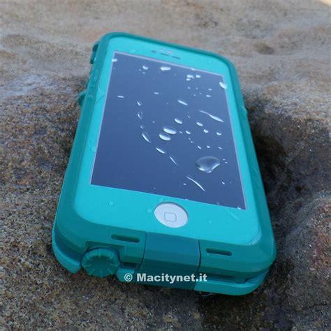 recensione lifeproof fre tra le migliori cover salva iphone anche sott acqua pagina 2 di 2