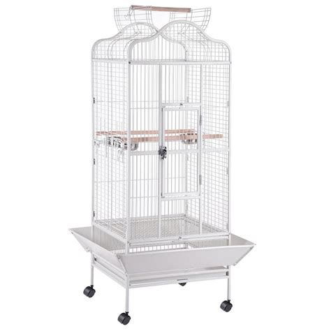 large bird cages 63 quot large bird parrot open playtop cage cockatiel macaw conure aviary finch cage ebay