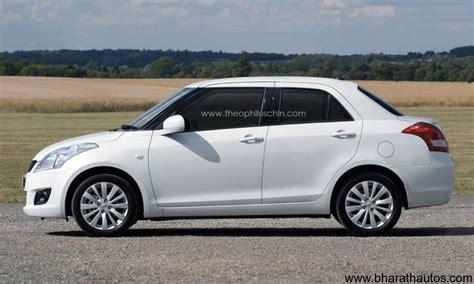 Suzuki Desire Maruti Suzuki Dzire Cs Set To Launch Feb 2012