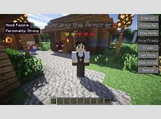 Images - Minecraft Comes Alive (MCA) - Mods - Projects ... Mods For Minecraft