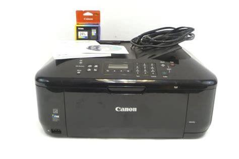 Printer Bluetooth Canon canon pixma mx432 all in one inkjet printer scanner copier bluetooth wireless ebay