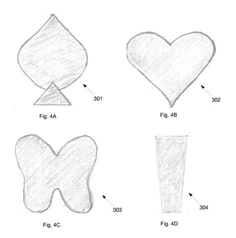 shaped pubic hair patent us8550094 pubic patches google patents