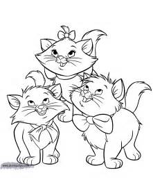 the coloring page the aristocats coloring pages disney coloring book