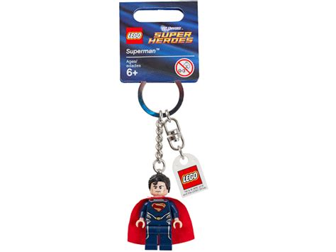 Sale Lego Keychain Gold 850808 Bds233 bricker construction by lego 850813 dc universe heroes superman key chain