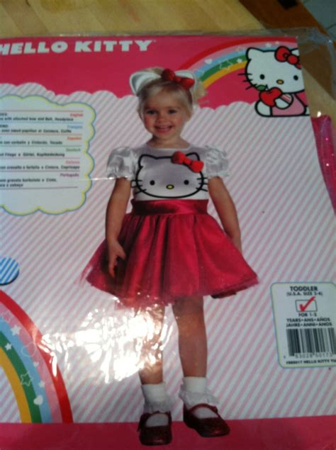 hello kitty toddler halloween costume hello kitty costume from wholesalecostumeclub com review