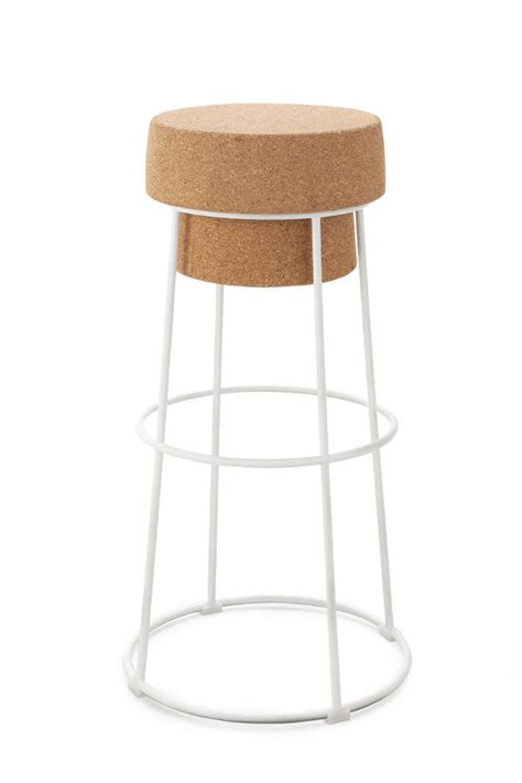 Wine Cork Bar Stools by Chagne Cork Seating Cork Bar Stool