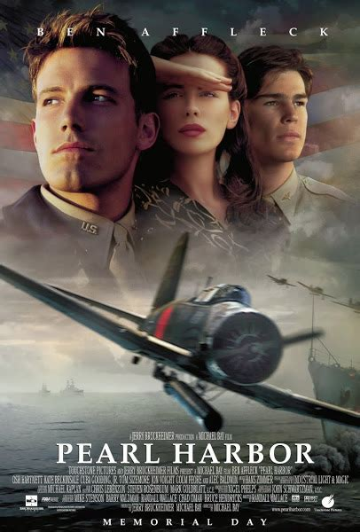 Pearl Harbor 2001 Review And Trailer by Pearl Harbor 2001 In