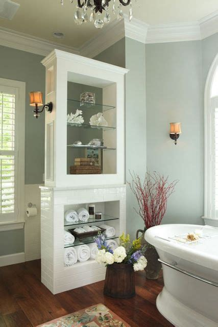 Bathroom Designs With Clawfoot Tubs Storage Divider In Bathroom To Conceal Toilet Diy