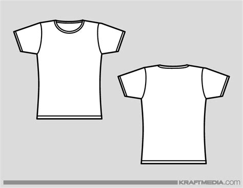 t shirt vector template kraftmedia custom decorated merchandise t shirt printing