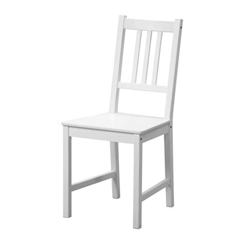 stefan chair white ikea