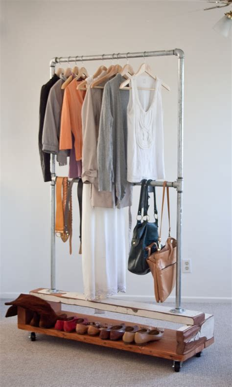 L Rack S by Furniture Diy Clothes Rack Design Inspiration Kropyok