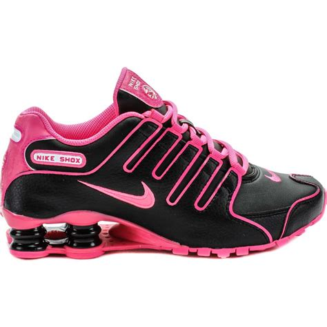 black and pink nike shox provincial archives of