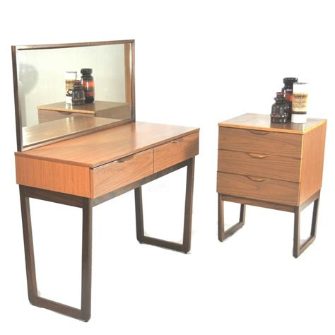 Make Up Table by Vintage Make Up Table 1960s 32647