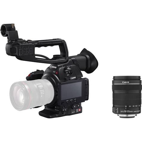 Canon Eos C100 canon eos c100 ii cinema eos with ef s 0297c002 b h