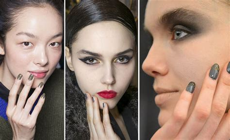 best nail trends fall winter 2014 becomegorgeouscom amy s day spa understated nails are the trend for fall 2014