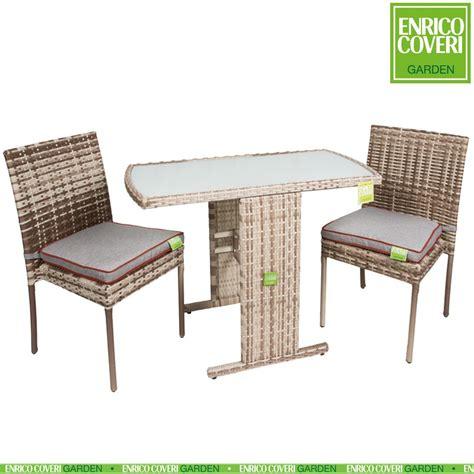 Beige Stühle komplett set 1 rechteckig 2 st 195 188 hle in polyrattan