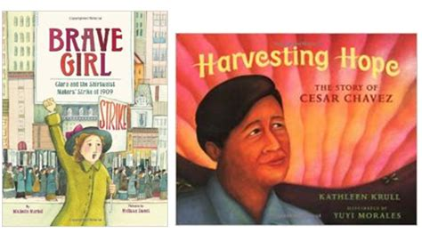 cesar chavez picture book labor day stories that inspire change keila v dawson