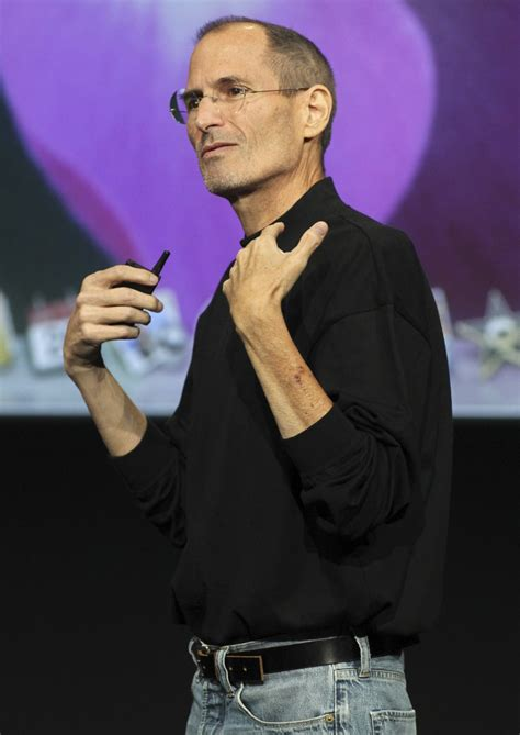full biography of steve jobs years of health problems preceded jobs resignation photos
