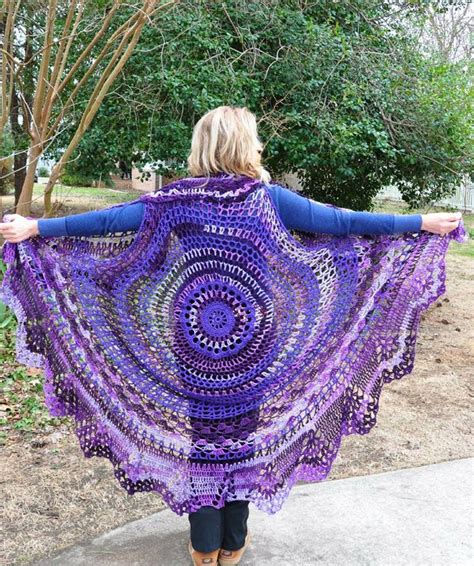 free crochet bohemian vest pattern bohemian vest crochet shawl stevie nicks style ready to