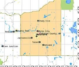 jackson county oregon