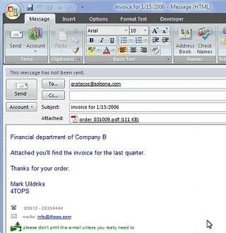word mail merge examples