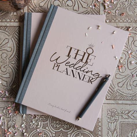 Wedding Planning Notebook Organizer by Wedding Planner Notebook And Journal By Illustries