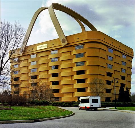 longaberger basket building 42 unusual buildings around the world bonjourlife