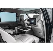 Captains Chairs In Range Rover  Autos Post
