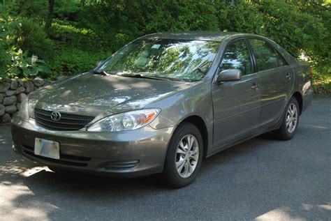 2004 Toyota Camry 2004 Toyota Camry Pictures Cargurus