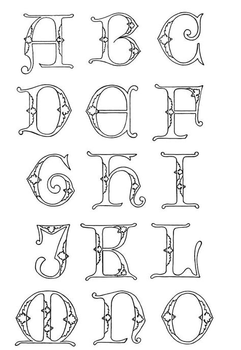 how to draw letters 32 best abc letras images on letters 1298