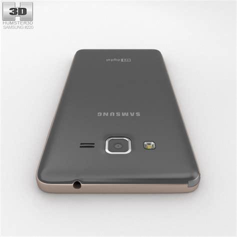 Samsung Galaxy Prime Tv samsung galaxy grand prime duos tv gray 3d model hum3d