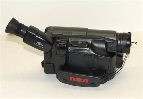 vide8 camcorder rca pro943 8mm video 8 camcorder player video camera