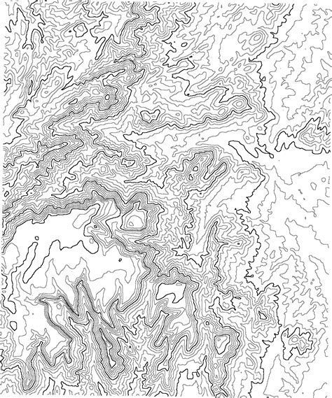 contour map vinh nguyen terrain from contours in crysis