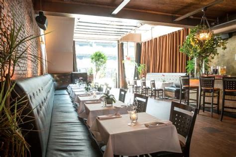 pergola middle eastern restaurant 109 w 39th st in new