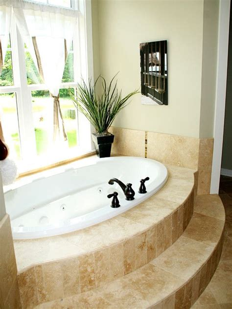 traditional bathroom spa bathtub design pictures remodel