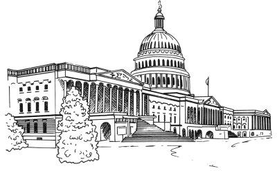 united states capitol building coloring page how to draw the united states capitol building howstuffworks