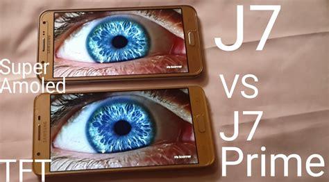 Lcd Samsung Galaxy J7 Prime Amoled samsung galaxy j7 prime display tft test compare with j7 amoled
