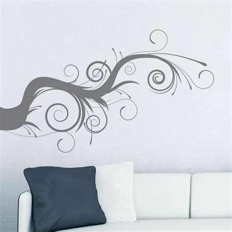 tree branch wall stickers whimsical tree branch wall decal