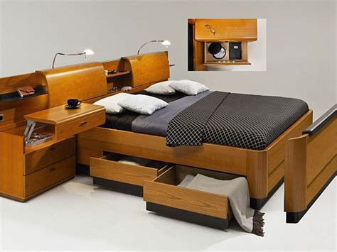 bed design with storage ingenious storage solutions bed collection from hulsta