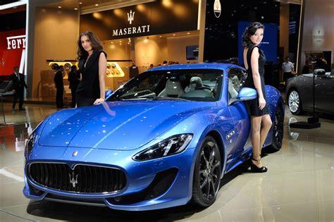 Maserati Granturismo Hp Maserati Granturismo Sport World Debut At Geneva Motor