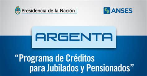 la tarjeta argenta de anses para jubilados c 243 mo son los cr 233 ditos para jubilados con la tarjeta