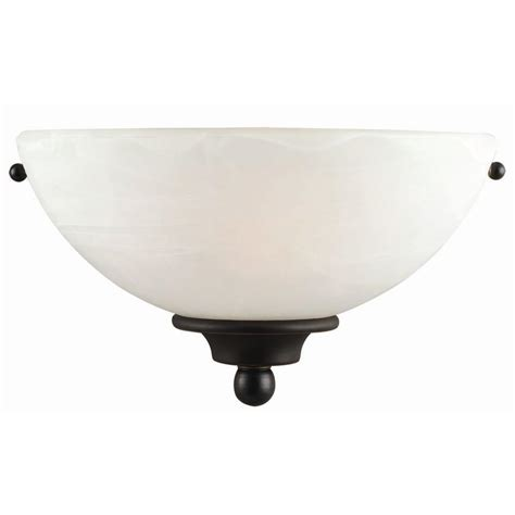design house millbridge lighting design house millbridge 1 light oil rubbed bronze wall