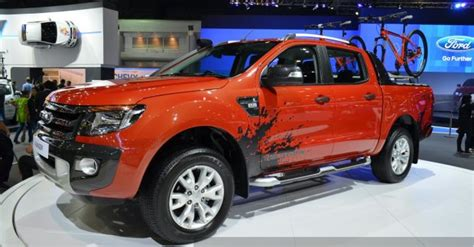 thailand  ford ranger wildtrak